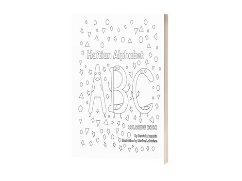 The Haitian-Creole Alphabets Coloring Book