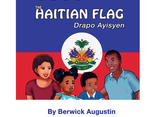 Haitian Flag Day-Black Freedom