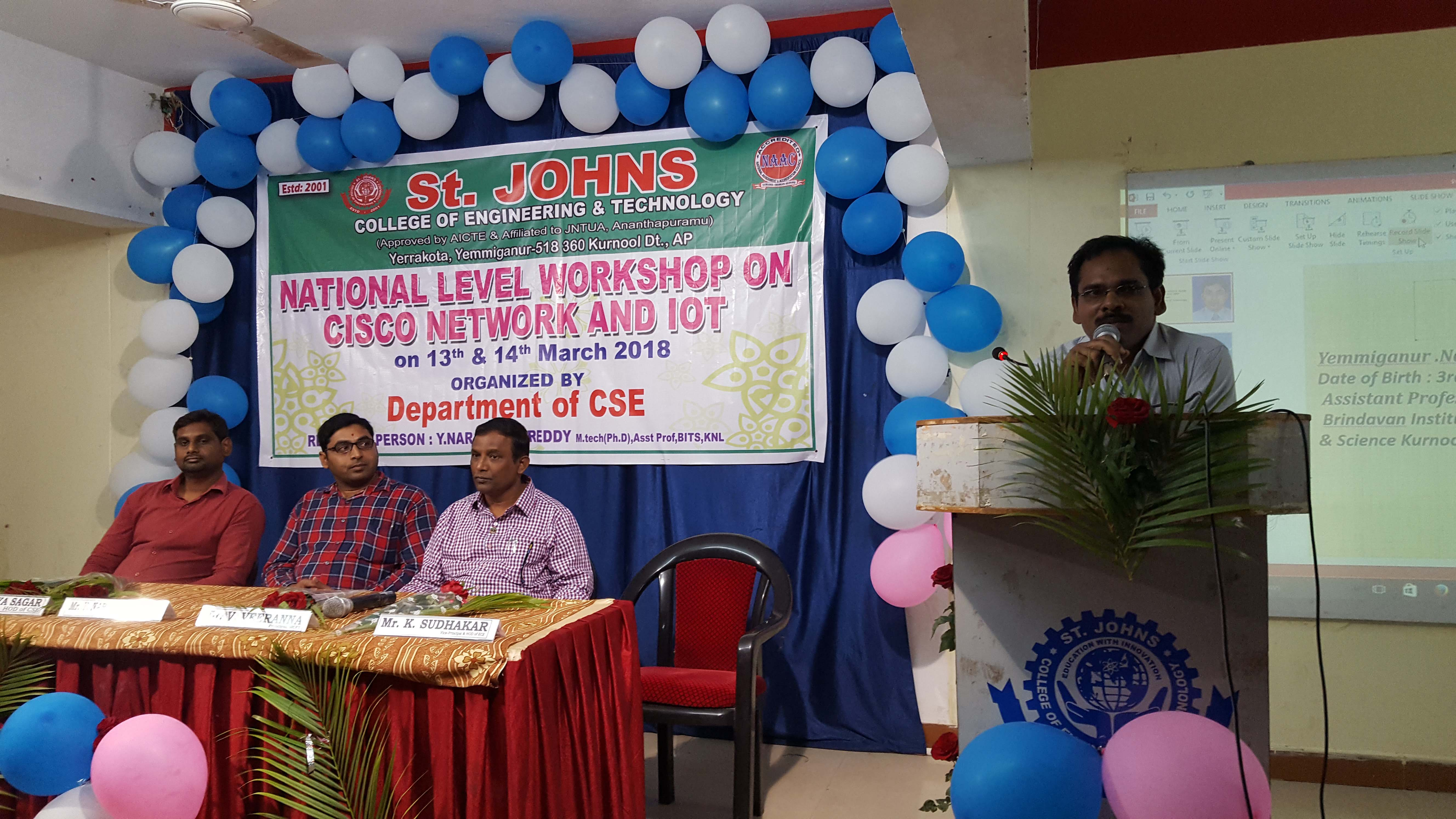 CISCO Workshop
