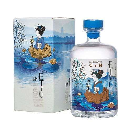 Etsu Japanese Gin 43%
