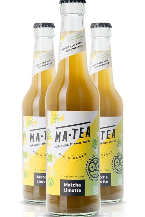 24er-Pack MA-TEA Bio Matcha Limette