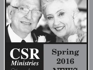 Newsletter - Spring 2016