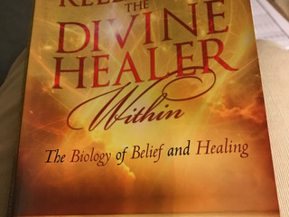 "Book Recommendation - ""Releasing The Divine Healer Within"""
