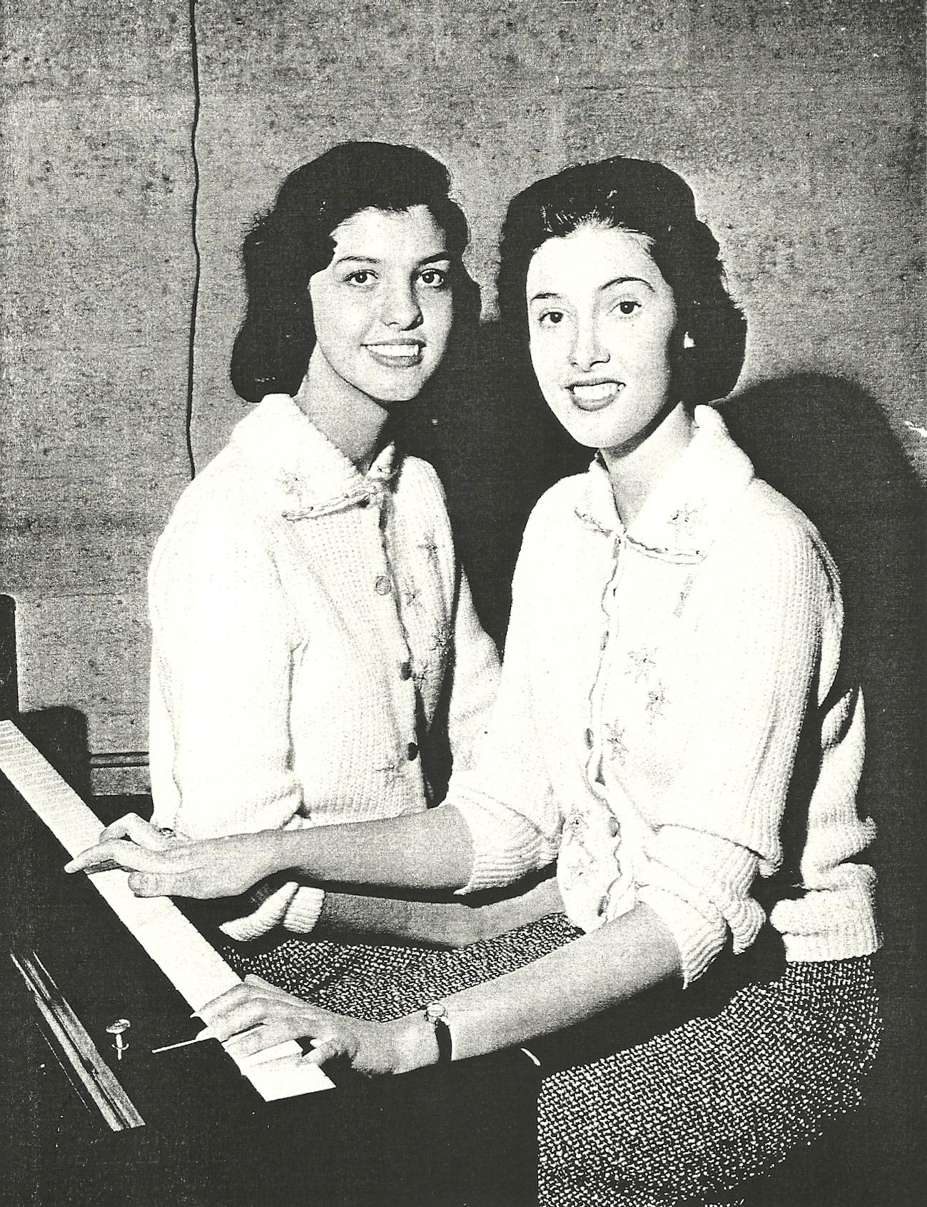 Anne & Becky
