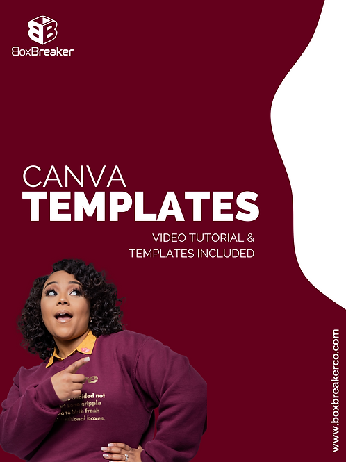 DIY Custom Canva Templates(10)