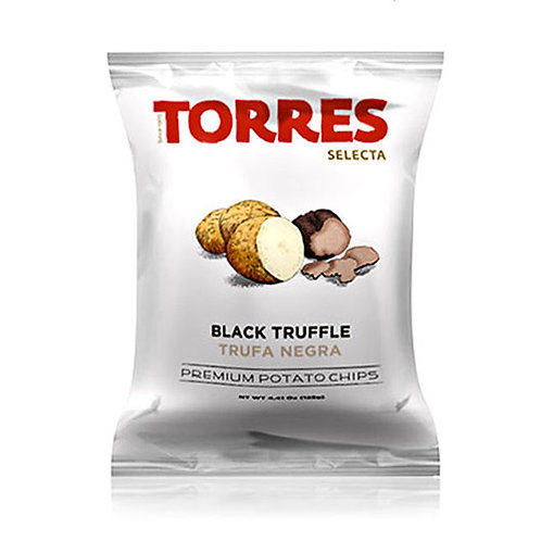 Chips à la Truffe Noire 40g / 125g