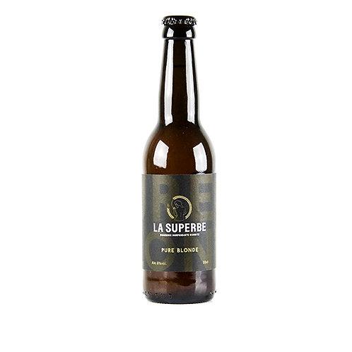 Bière Pure Blonde LA SUPERBE