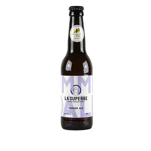 Bière Summer Ale LA SUPERBE