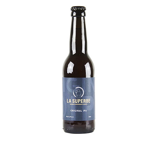 Bière Original IPA LA SUPERBE