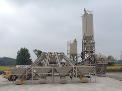 Plant Hoppers and Feed Conveyors