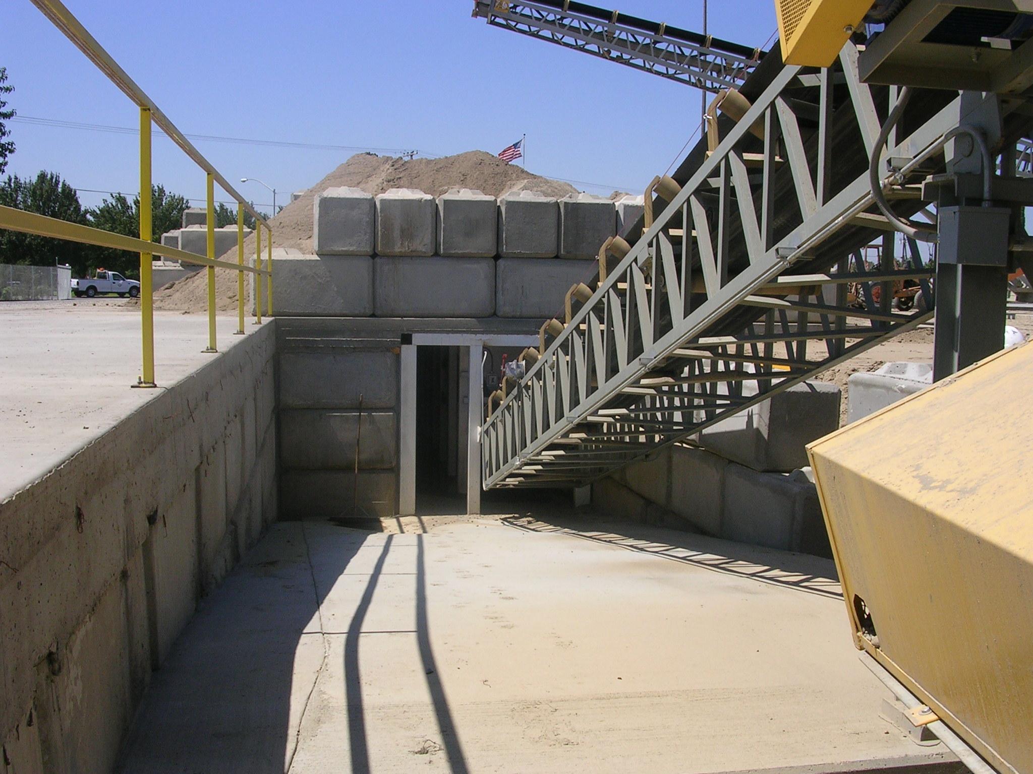 Tunnel Conveyor