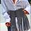 Thumbnail: Ceinture jupe sans tracas tous les pompons