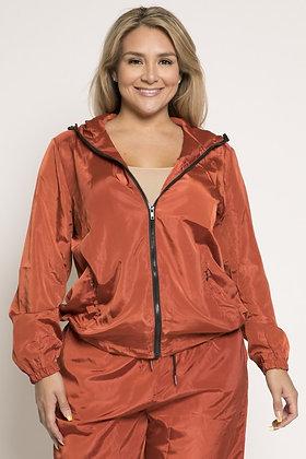 Autumn Love Windbreaker Jacket