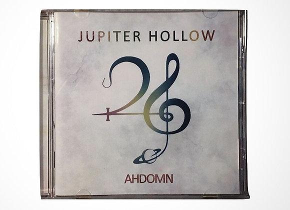 Signed AHDOMN CD