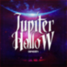 Progressive metal EP titled Odyssey by Jupiter Hollow.
