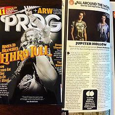 Prog Magazine Jupiter Hollow
