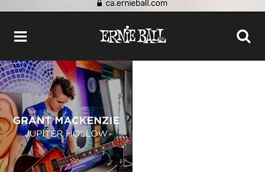 Ernie Ball Music Man 2