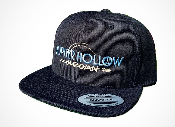 Jupiter Hollow Snapback Hat