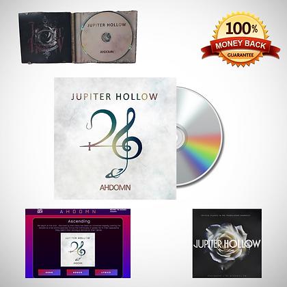 Signed AHDOMN CD Bundle 💿