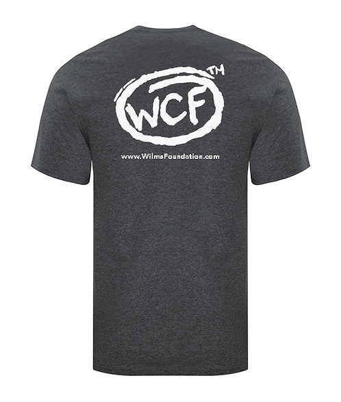 Childrens Tee's: Classic WCF Icon (Dark Grey)