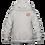 Thumbnail: Childrens Hoodie: Wilms Warriors™/ Ninja/ Grey/ Orange (Light Grey)