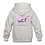 Thumbnail: Childrens Hoodie: Classic WCF Icon/ Pink (Light Grey)