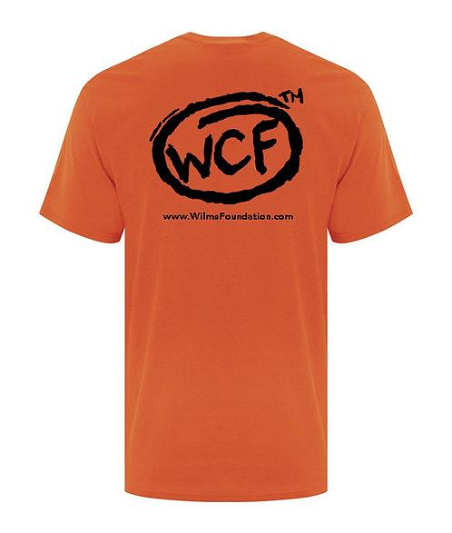 Childrens Tee's: Classic WCF Icon (Orange)