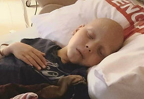 Wilms Cancer Foundation: Wilms Tumor 'Chemotherapy Treatment' (William Hodgkinson)