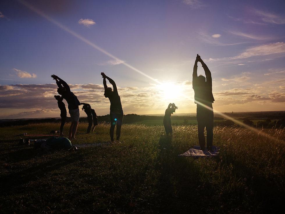 sunset yoga cambridge