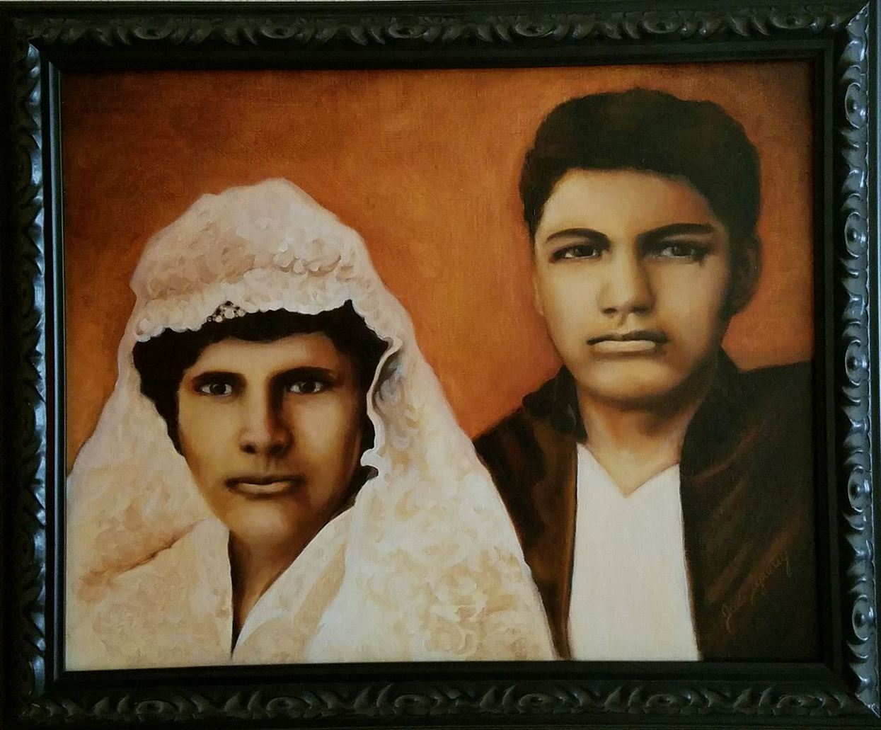 Juan Arellano Parents