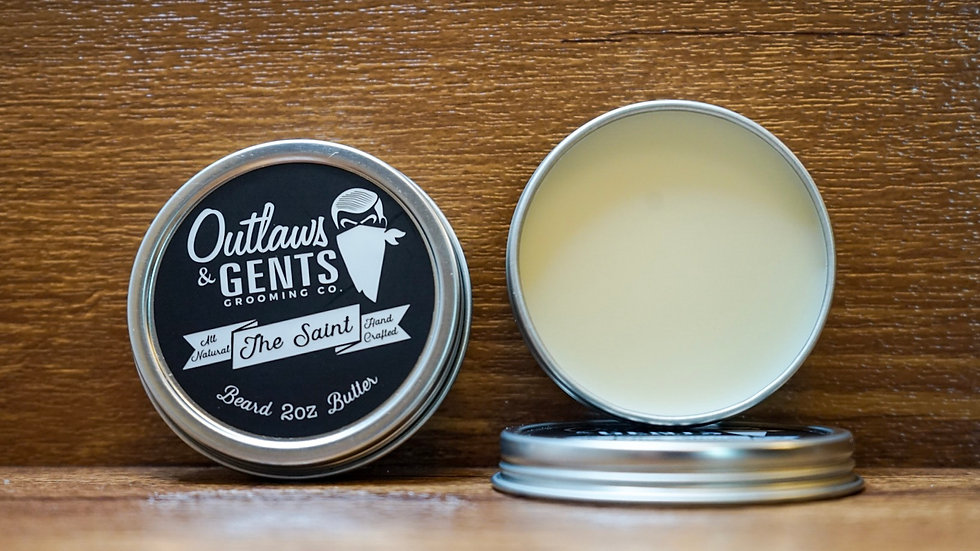 The Saint Beard Balm