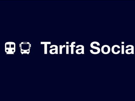 Tarifa Social Transporte Público