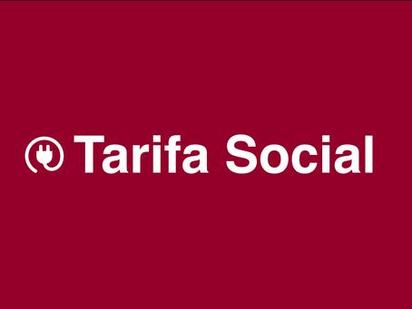 Tarifa Social Electricidad