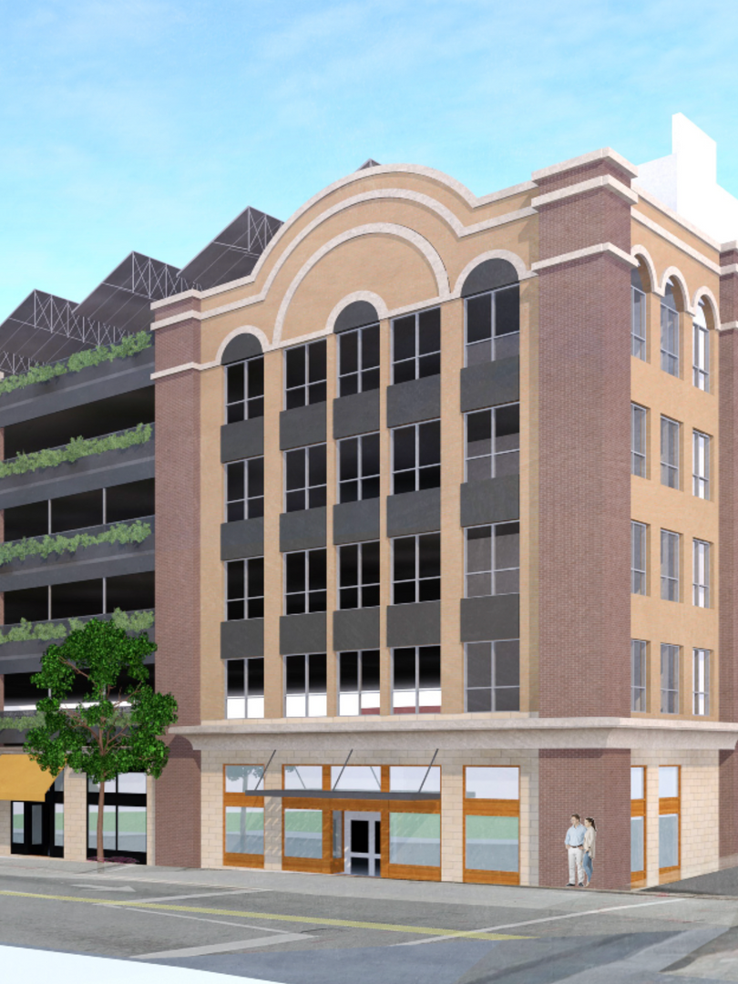 Westin Greensboro Render 4