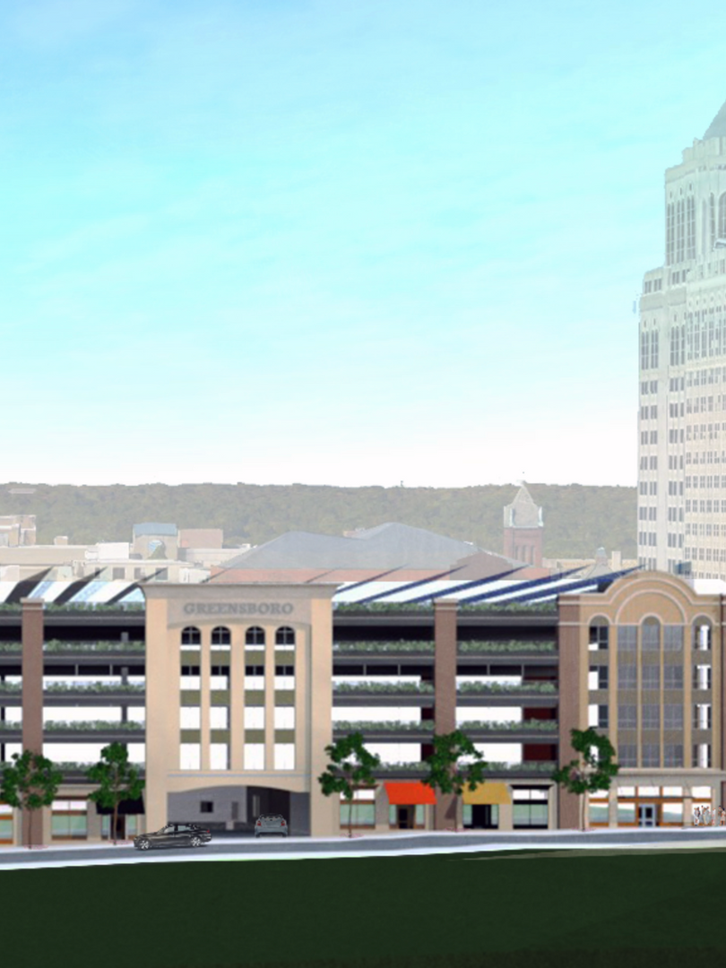 Westin Greensboro Render 2