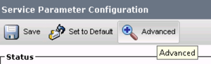 Enable CDR/CMR