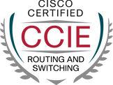 CCIE Certified Routing Switching
