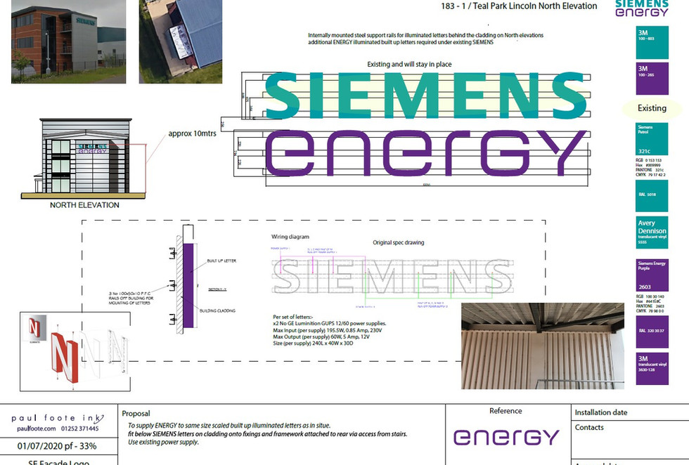 Siemens Energy Proposal