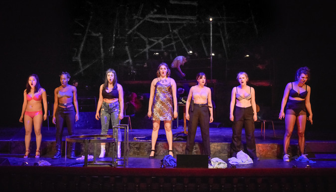 Threepenny Finale