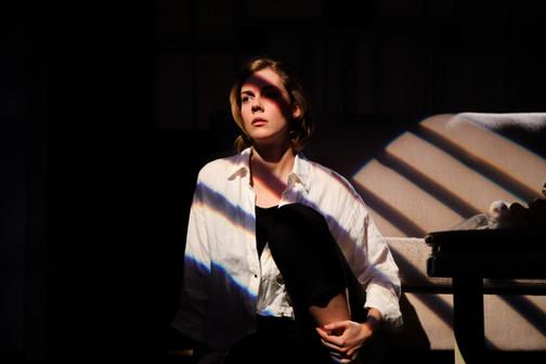 Photographed by Haley Garnett Pictured: Justine Christensen