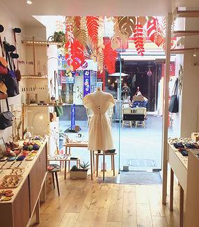 Atelier Boutique Ping Pong Nantes Créations Mode et Accessoires