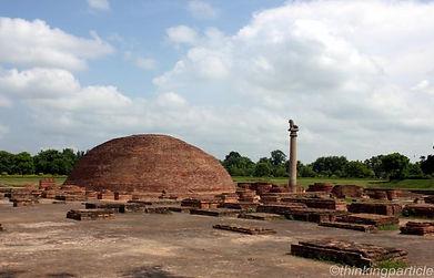 Remains of Ancient Vaishali.JPG