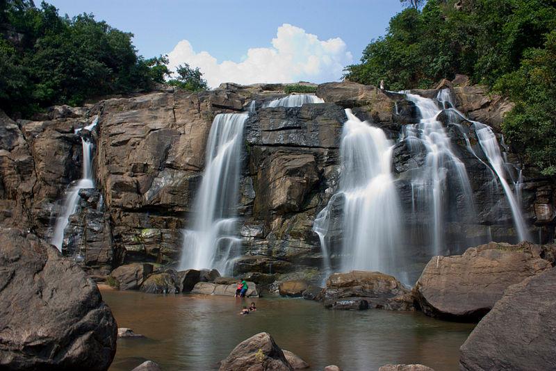 Water Falls Hangout