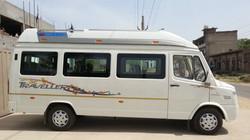 Luxury Tempo-Traveller Services