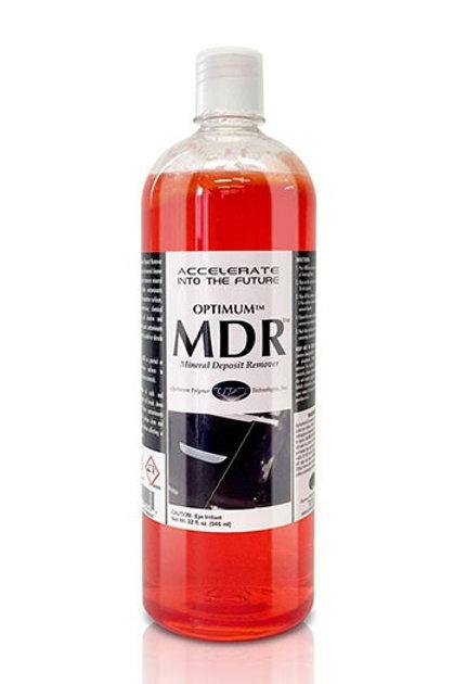 OPTIMUM MDR™ MINERAL DEPOSIT REMOVER