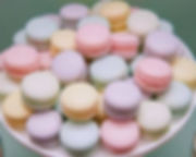 Pastel Afternoon Tea. Macarons by _macar