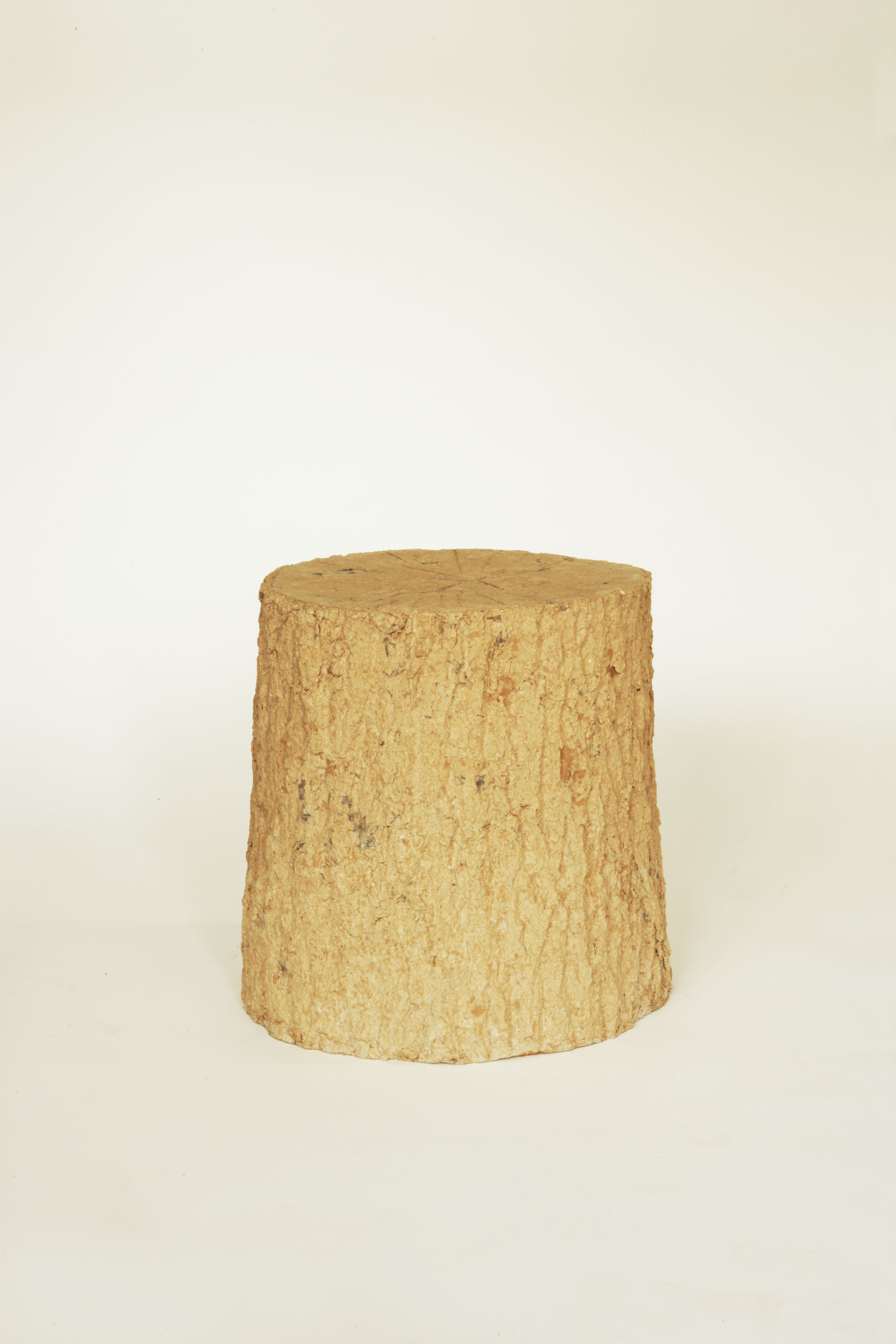 PAPER PULP CHAIR for David Byrne