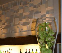 Aquavit wall sculpture