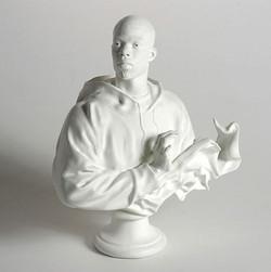 Kehinde Wiley busts