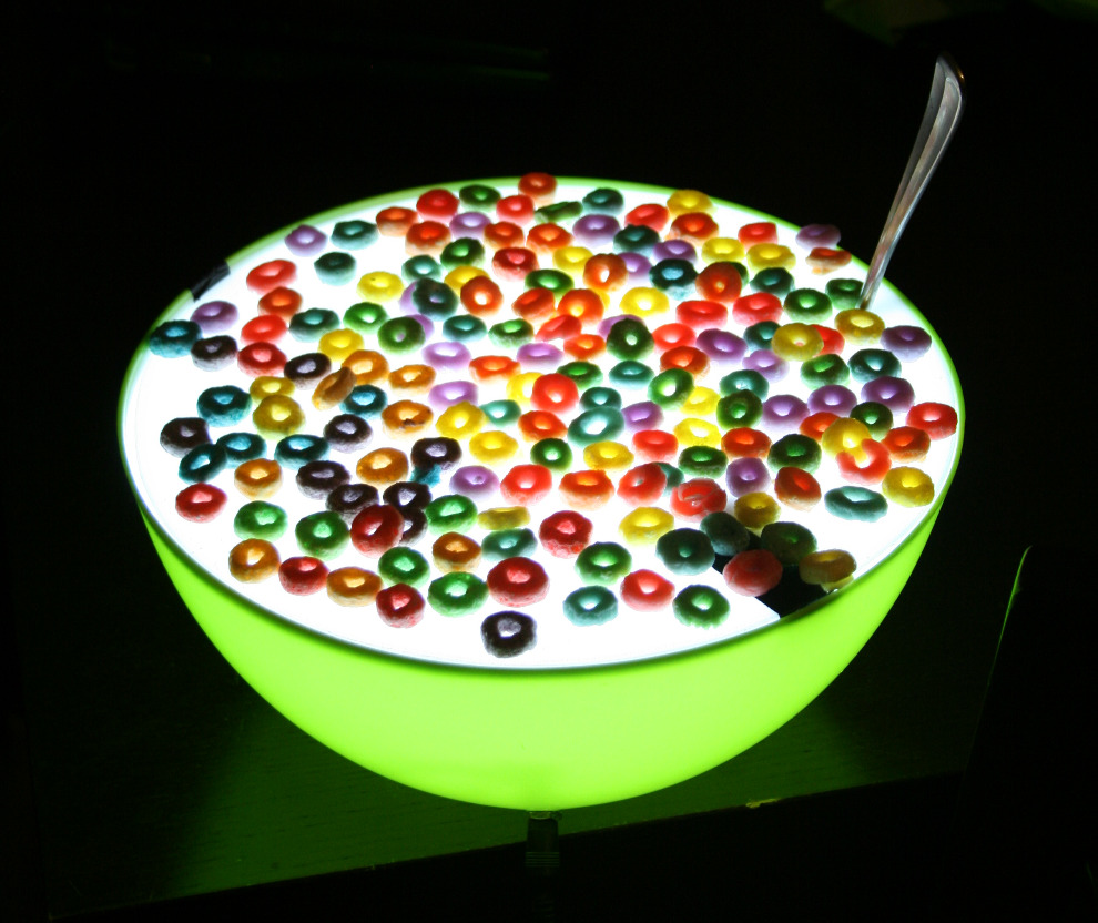 Fruit loop Light